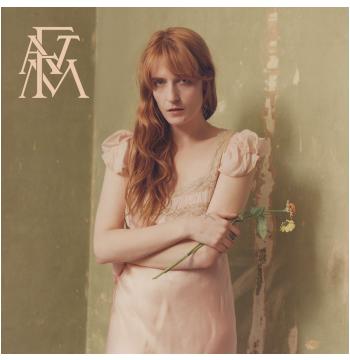Disco 48 - Semana 48 - 28 de novembro a 5 de dezembro de 2018 - Florence + The Machine - High as hope 1389133-350x360