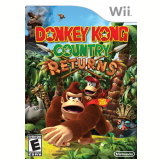 Donkey Kong Country Returns (Wii) -
