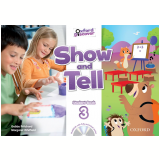 Show And Tell 3 Student Book With Multirom Pack -