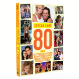 Sessão Anos 80  - Digipak + 4 Cards - Vol. 2 (DVD) - John Cusack