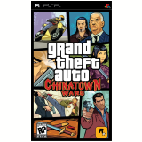 GTA - Grand Theft Auto: Chinatown Wars (PSP) -