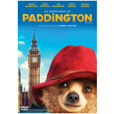 As Aventuras De Paddington - Ben Whishaw, Hugh Bonneville, Sally Hawkins (DVD)
