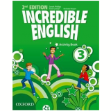 Incredible English 3 - Activity Book - Second Edition -