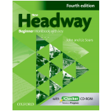 New Headway Beginner - Workbook And Ichecker With Key - Fourth Edition - Liz Soars