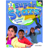 Super Stars 3 Student Book With Multirom Pack -